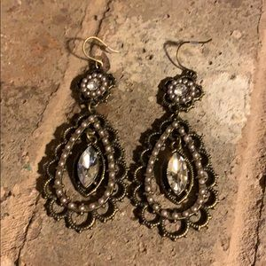 Chloe & Isabel statement earrings